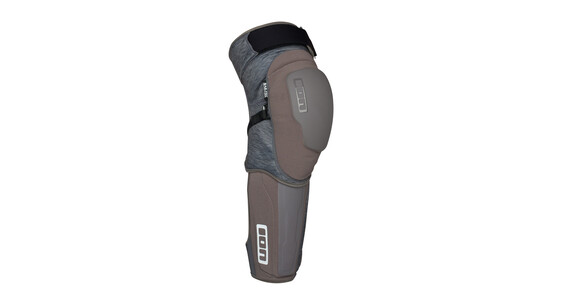 ION K_Cap_Evo Knee Protectors grey melange